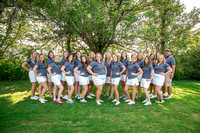 2014-2015 Franklin College Golf Teams
