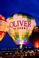 Olivery Winery Balloon